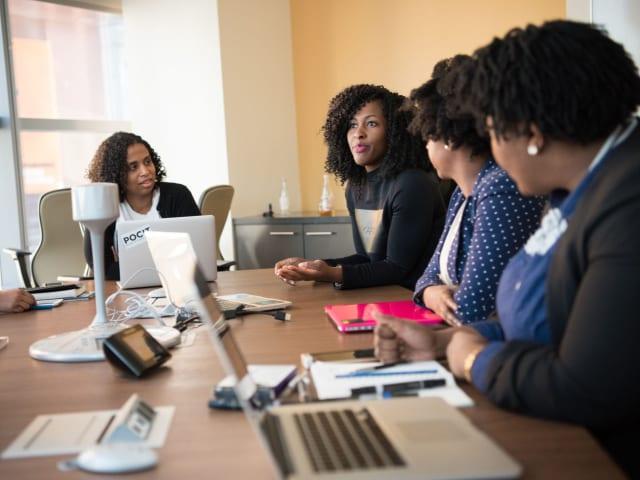usps liteblue employees in meeting