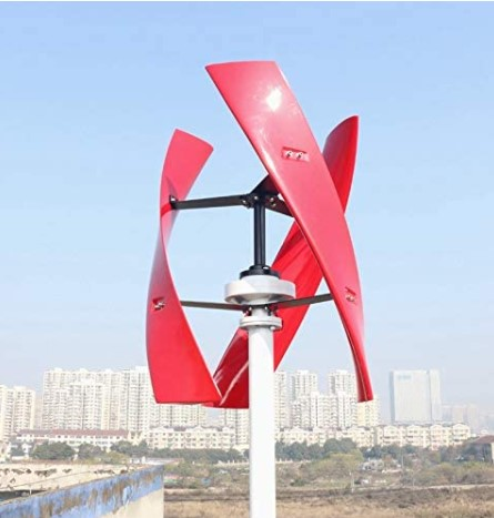 AIBOAT Wind Turbine for House