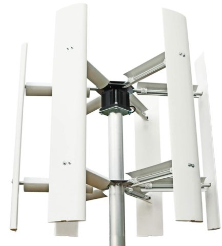 EOLO 3000 Small Vertical axis Wind Turbine Generator Windmill