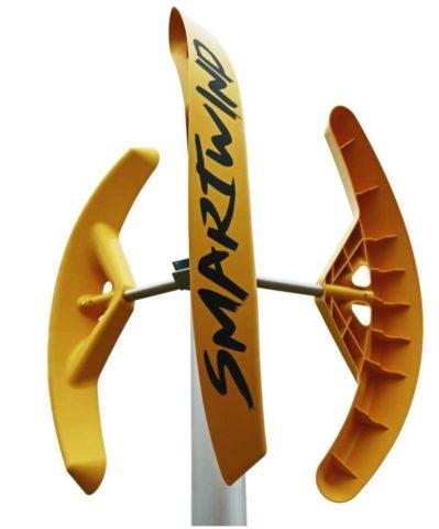 MAKEMU Energy Domestic Mini Micro Vertical axis Wind Turbine Generator