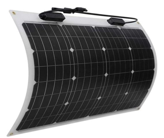 Renogy 50 Watt 12 Volt Extremely Flexible Solar Panel For Marine Boats