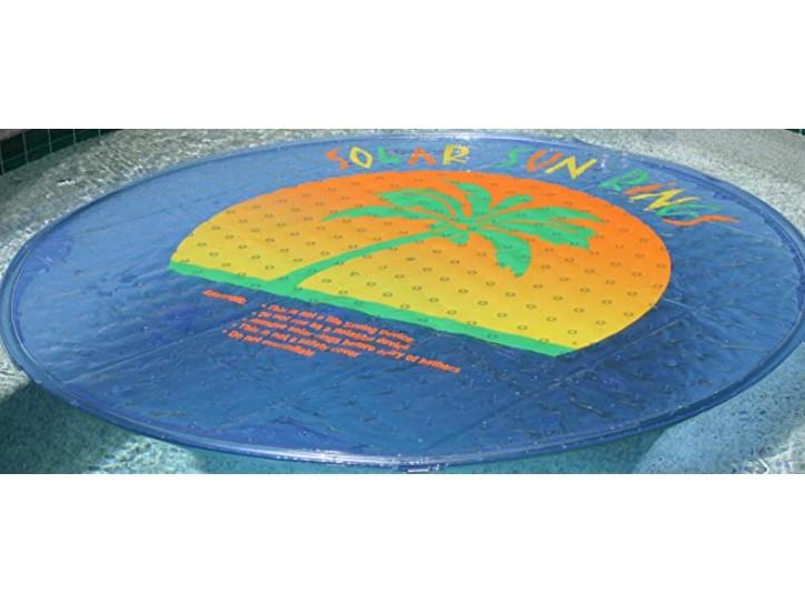 SSRA-100 Solar Sun Rings Pool Water Heater