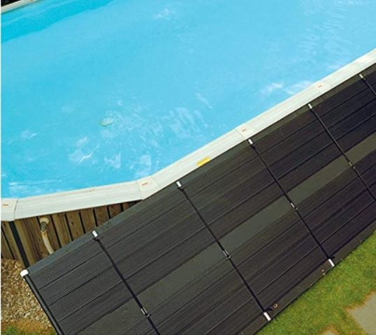 Solar Swimming Pool Heater for Inground and Aboveground